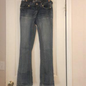 Wallflower denim deluxe jeans